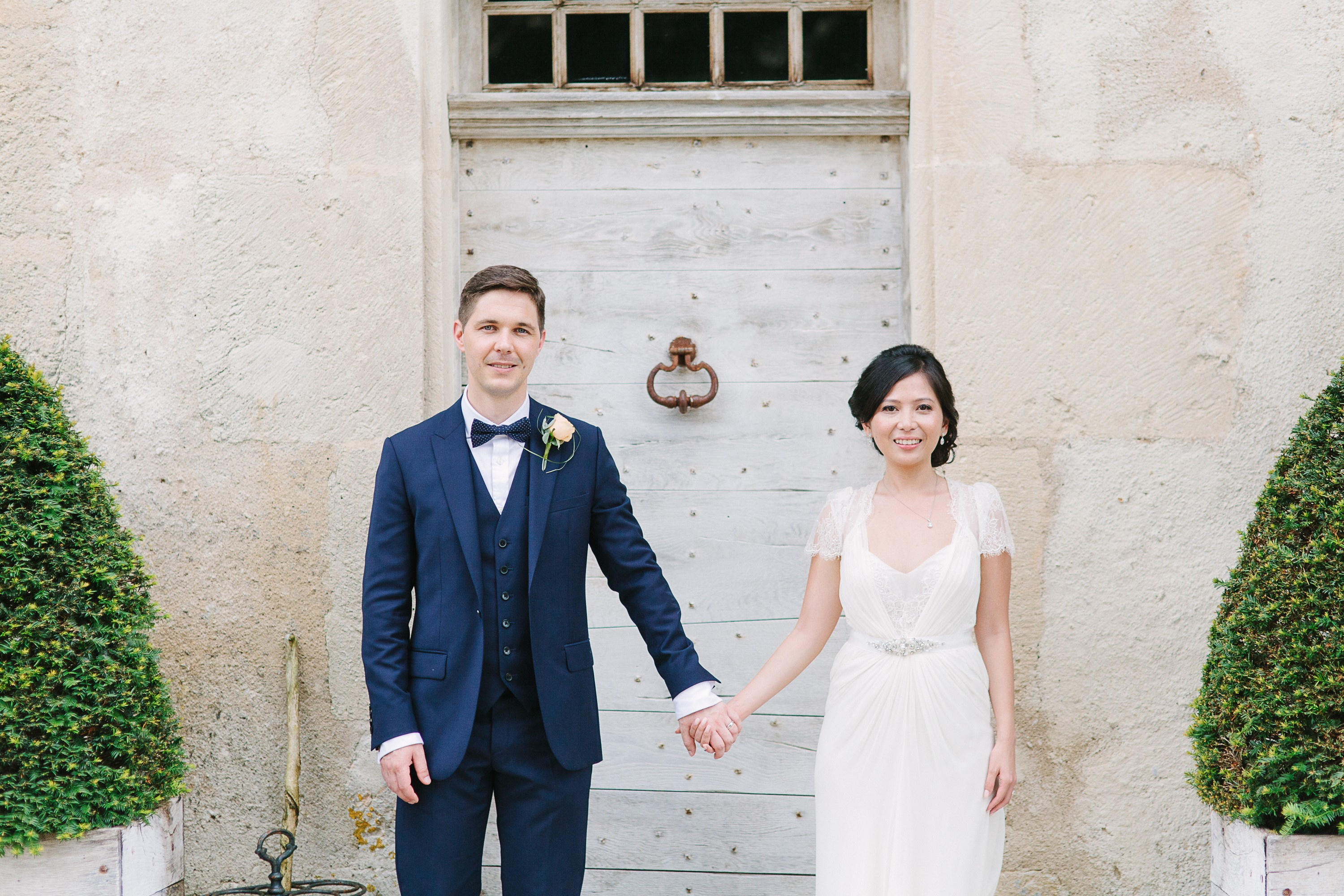 Le Logis de Puygaty France Wedding Photographer