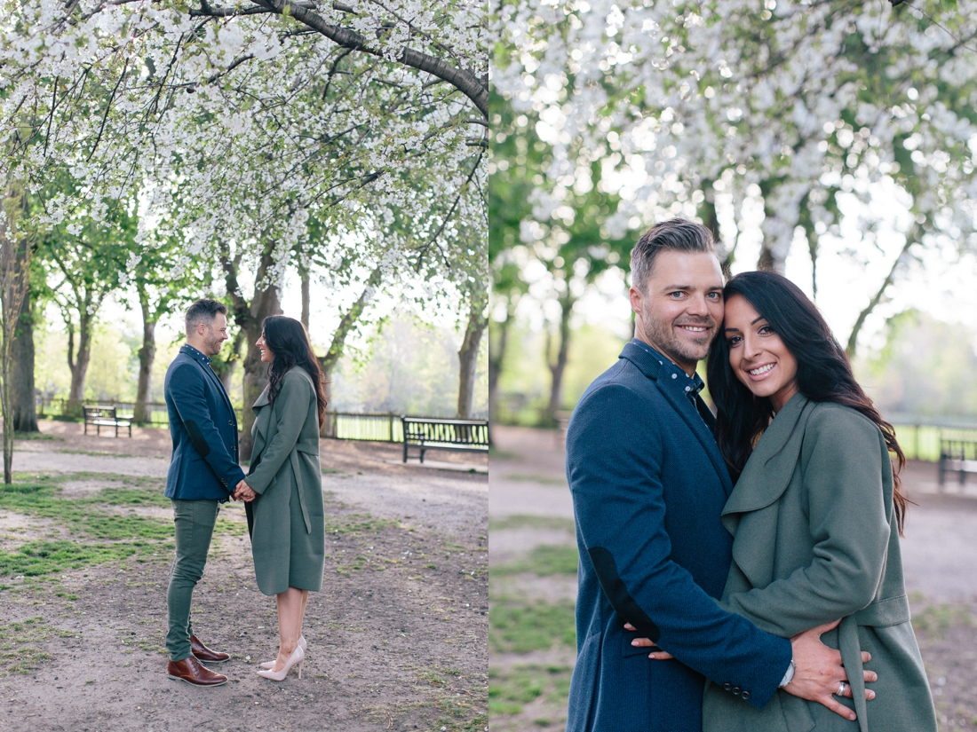 Lucy&Paul Holland Park London Engagement Shoot-1