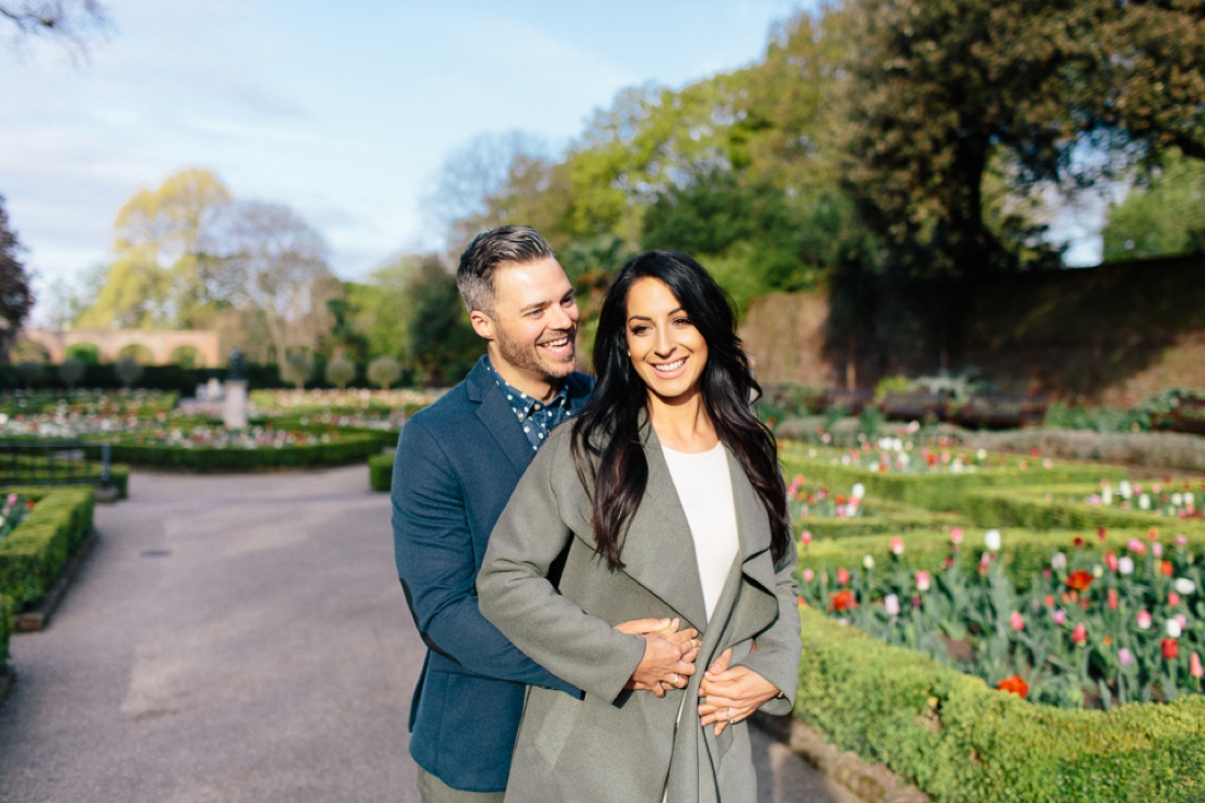 Lucy&Paul Holland Park London Engagement Shoot-23