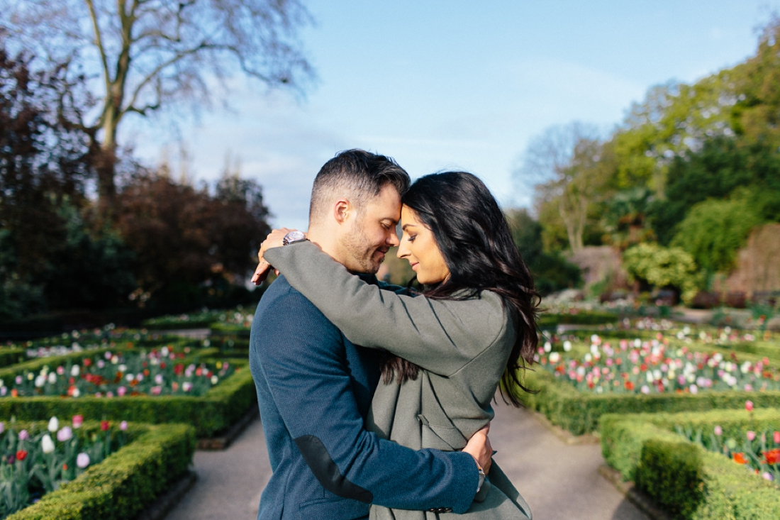 Lucy&Paul Holland Park London Engagement Shoot-28