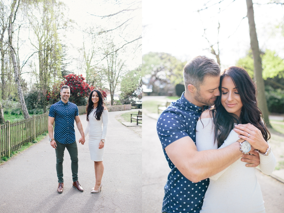 Lucy&Paul Holland Park London Engagement Shoot-47