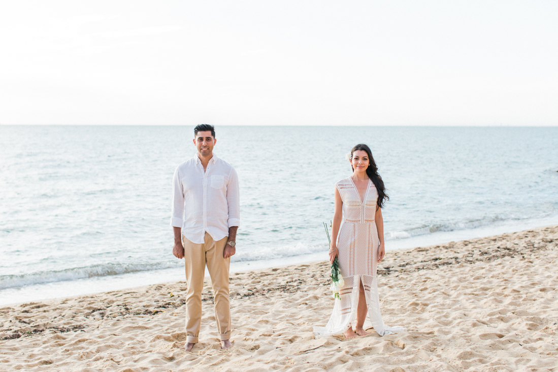 Melbourne Beach Engagement Shoot Nadiah&Yusuf Kylee Yee-100