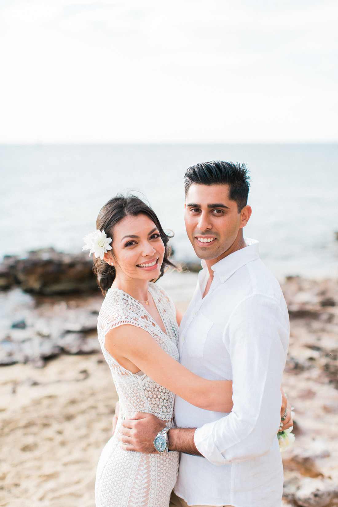 Melbourne Beach Engagement Shoot Nadiah&Yusuf Kylee Yee-11
