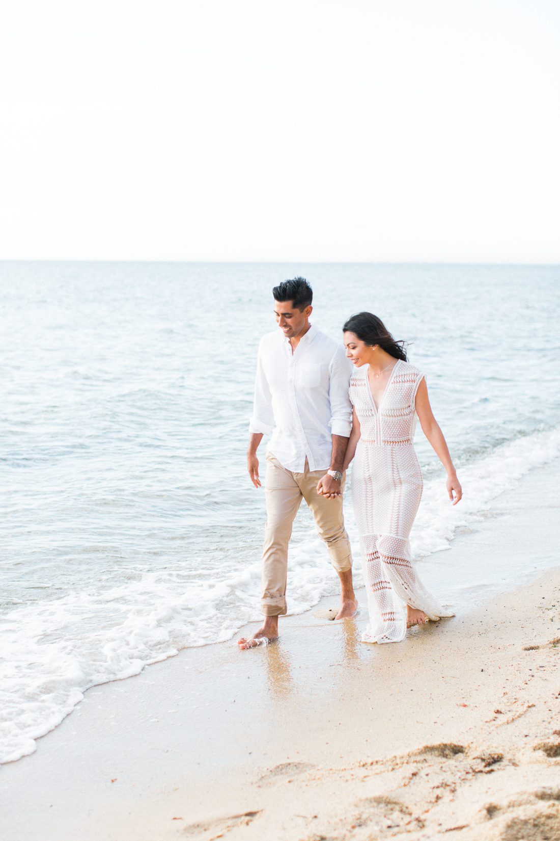 Melbourne Beach Engagement Shoot Nadiah&Yusuf Kylee Yee-124