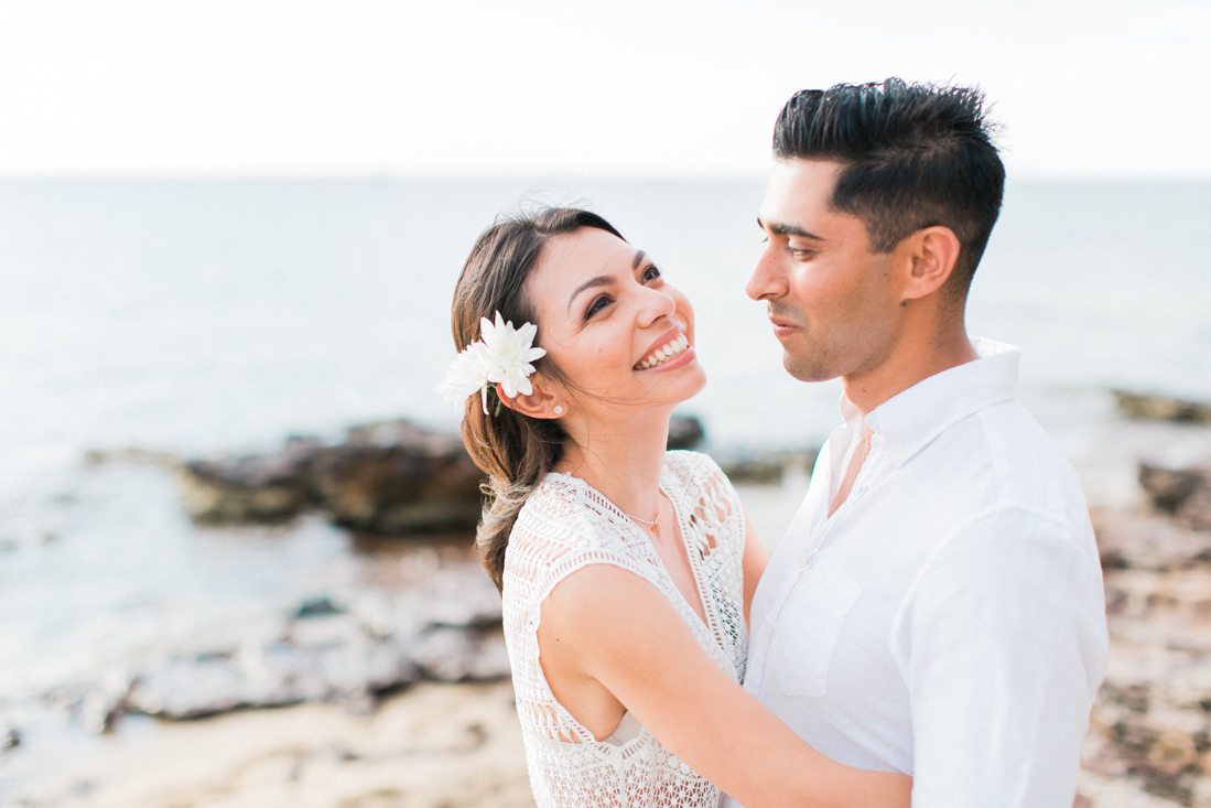 Melbourne Beach Engagement Shoot Nadiah&Yusuf Kylee Yee-13