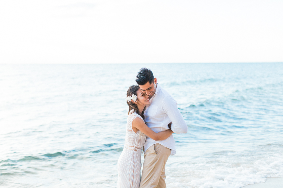 Melbourne Beach Engagement Shoot Nadiah&Yusuf Kylee Yee-144
