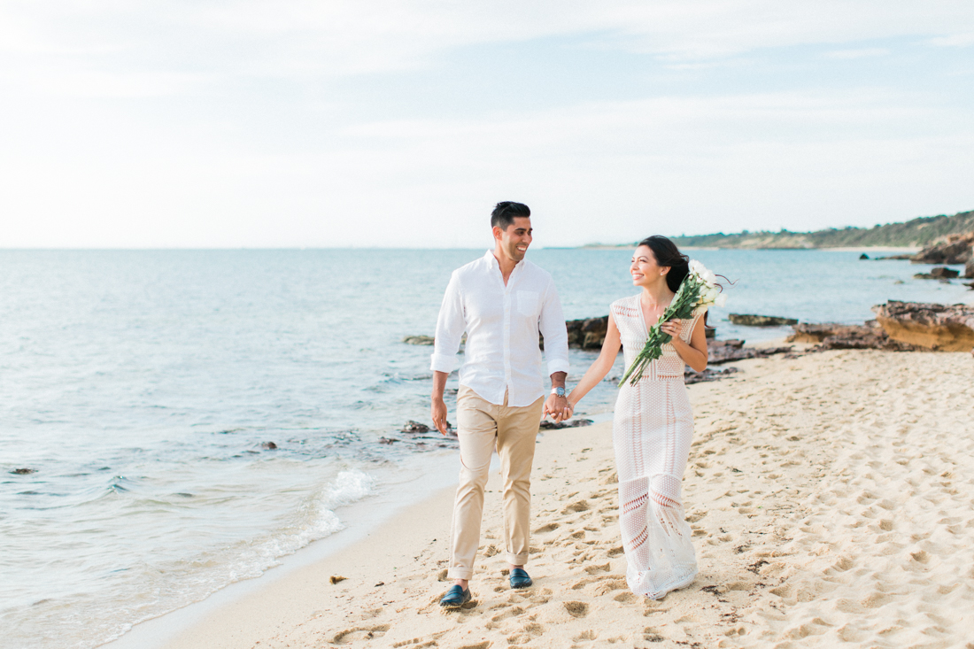 Melbourne Beach Engagement Shoot Nadiah&Yusuf Kylee Yee-23