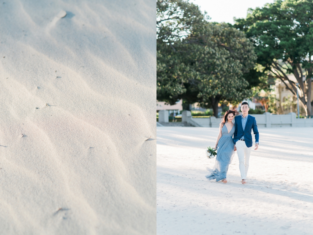 Sydney Balmoral Beach Engagement Shoot Young&Chris Kylee Yee-101
