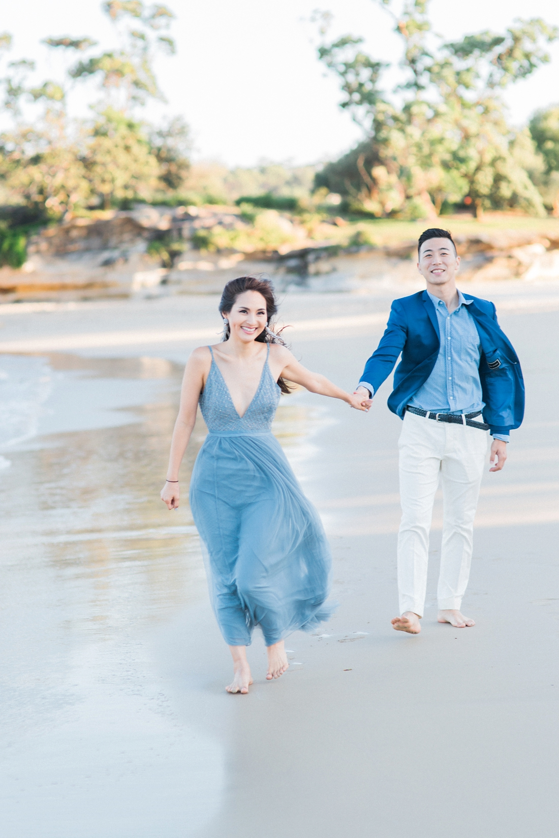Sydney Balmoral Beach Engagement Shoot Young&Chris Kylee Yee-152