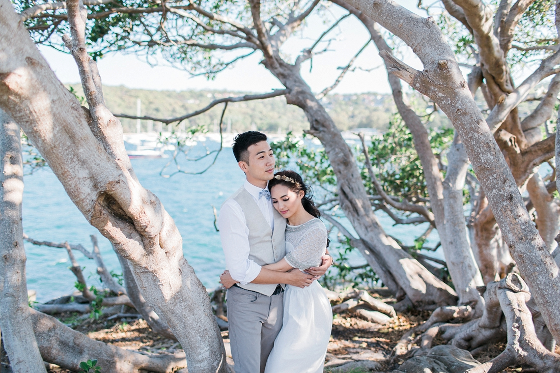 Sydney Balmoral Beach Engagement Shoot Young&Chris Kylee Yee-20