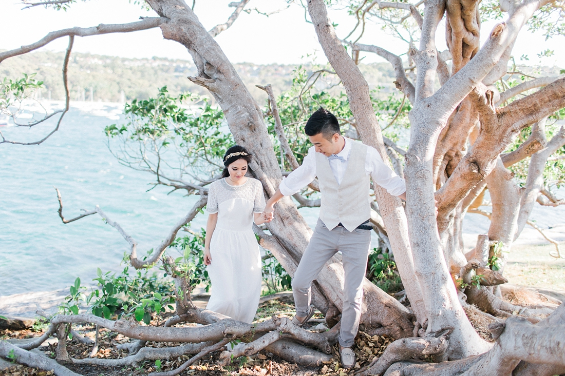 Sydney Balmoral Beach Engagement Shoot Young&Chris Kylee Yee-27