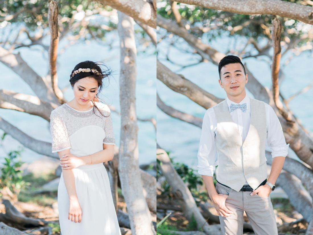 Sydney Balmoral Beach Engagement Shoot Young&Chris Kylee Yee-32