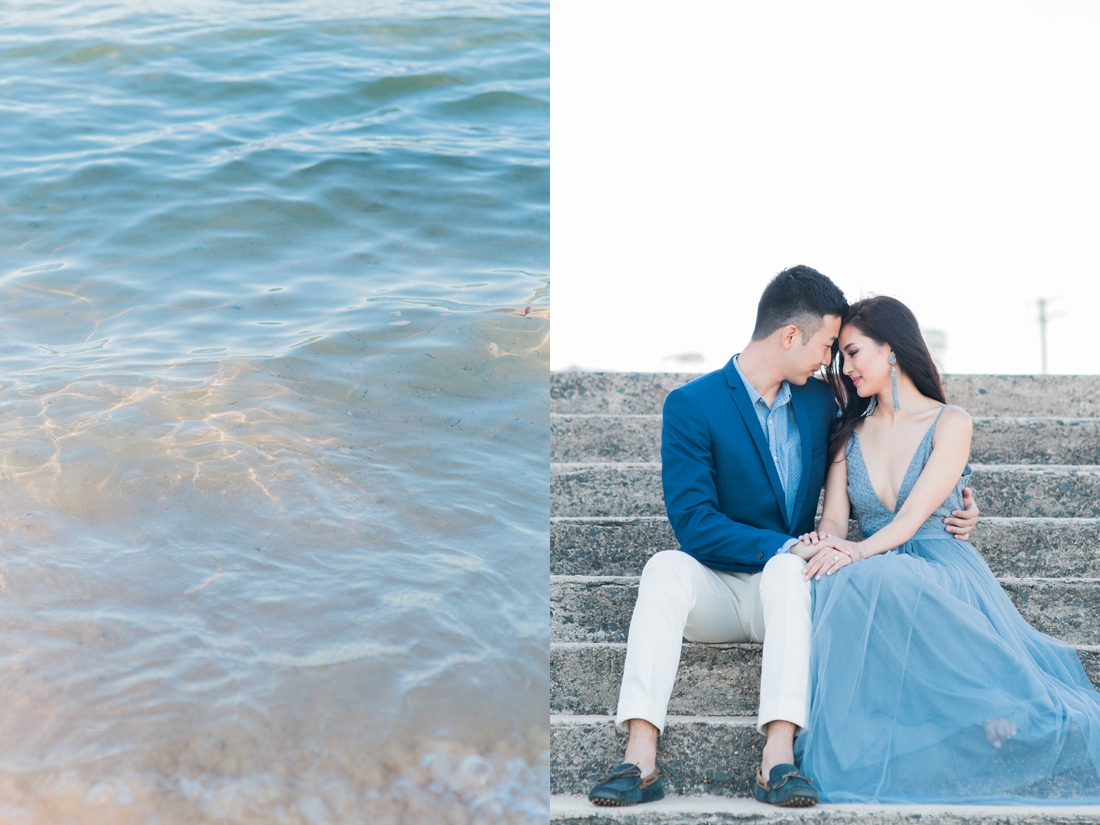 Sydney Balmoral Beach Engagement Shoot Young&Chris Kylee Yee-72