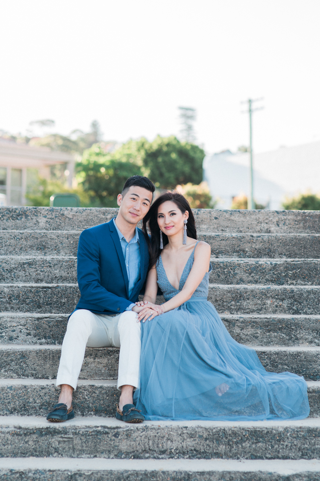 Sydney Balmoral Beach Engagement Shoot Young&Chris Kylee Yee-75