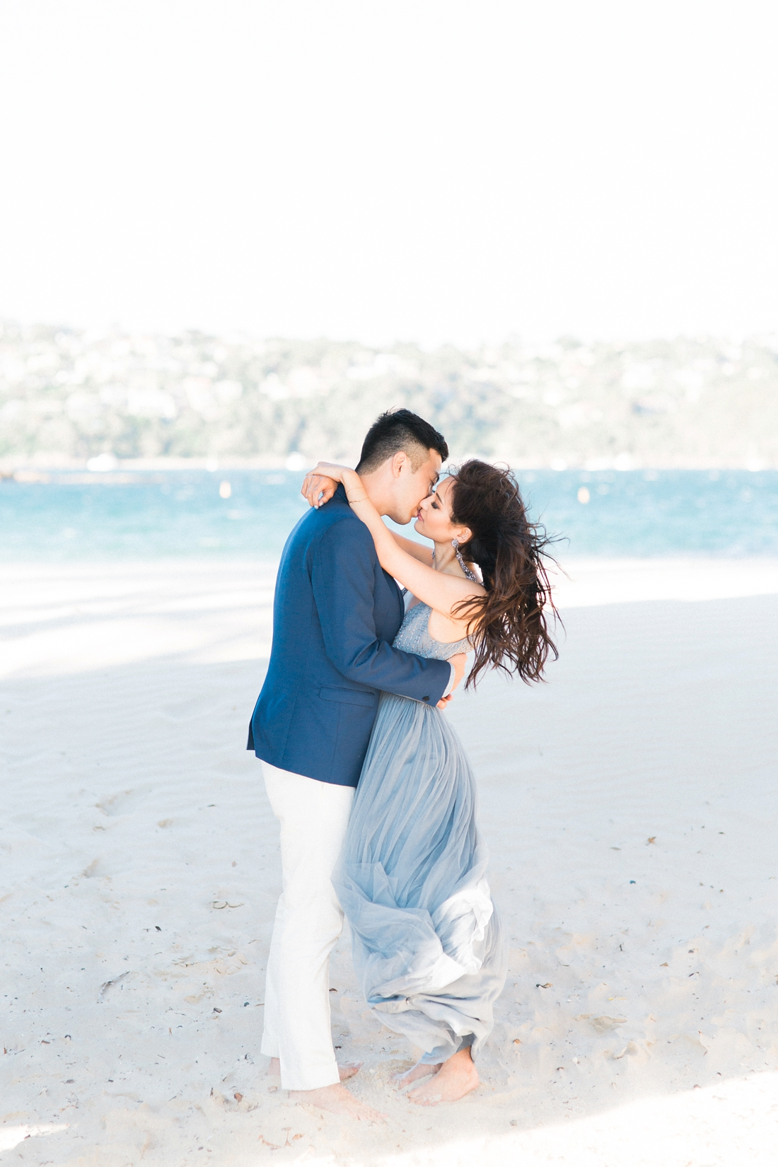 Sydney Balmoral Beach Engagement Shoot Young&Chris Kylee Yee-87