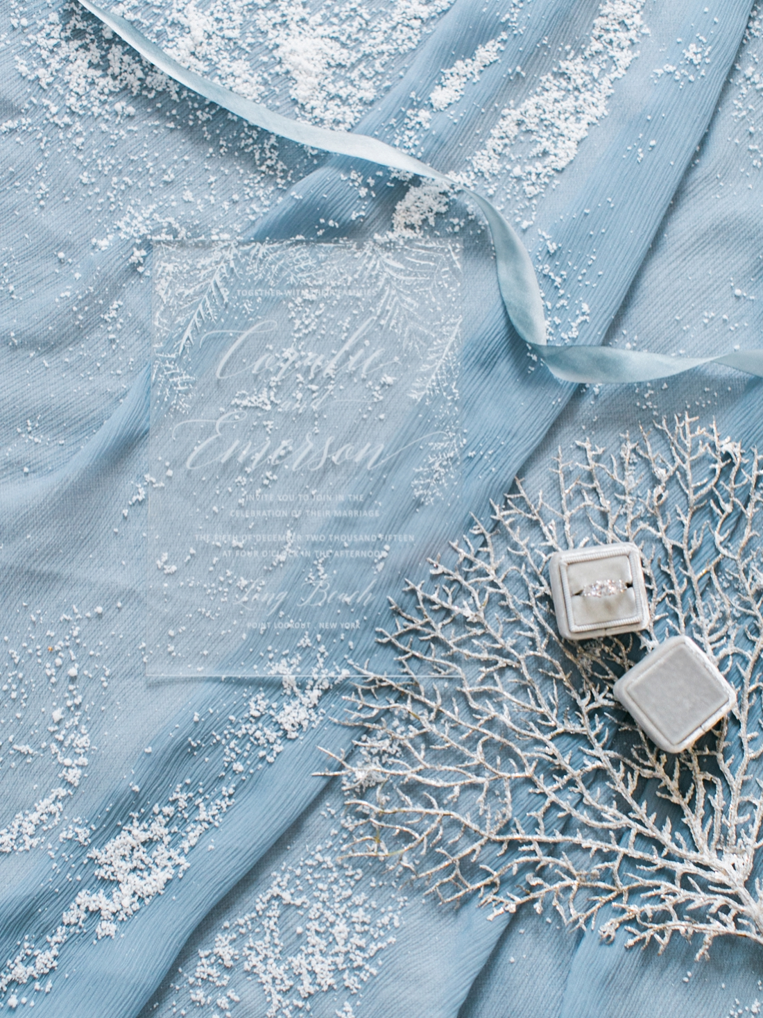 Wintery Blues Fine Art Wedding Inspiration Kylee Yee-102