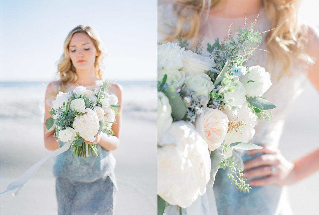 Wintery Blues Fine Art Wedding Inspiration Kylee Yee-30