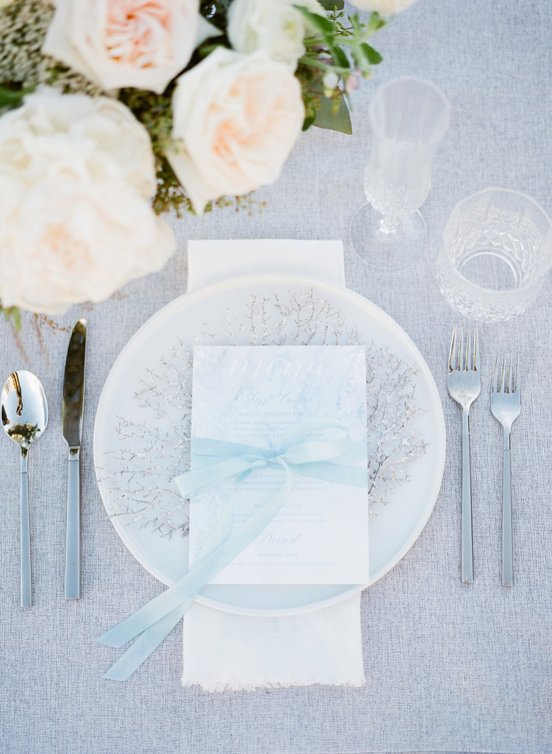 Wintery Blues Fine Art Wedding Inspiration Kylee Yee-63