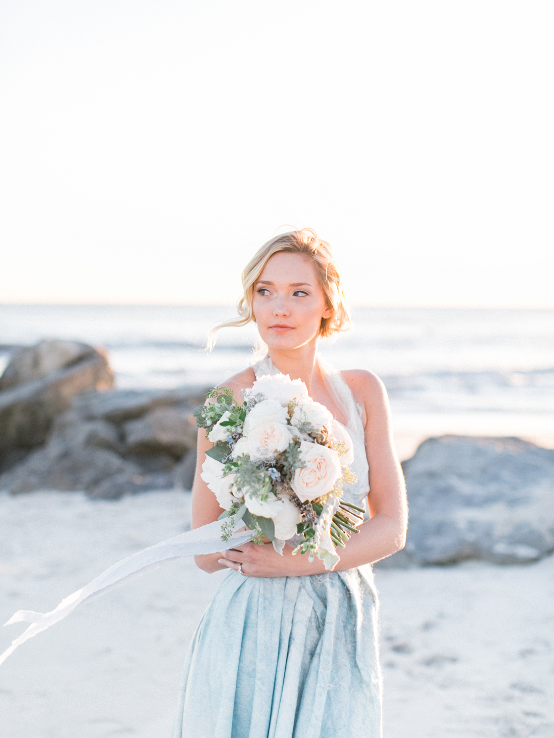 Wintery Blues Fine Art Wedding Inspiration Kylee Yee-81