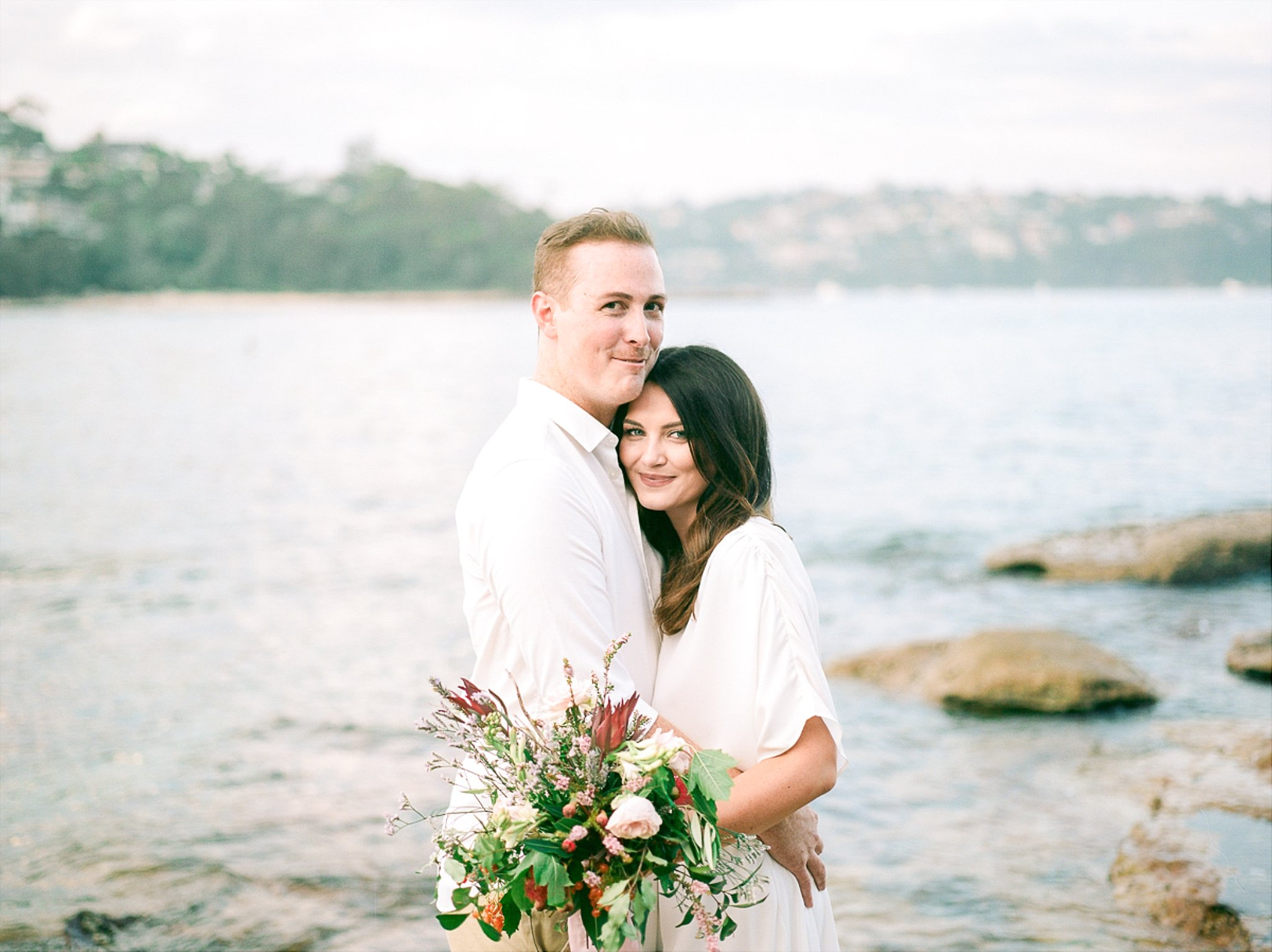 Balmoral Beach Engagement Shoot ~ Katie and Nick