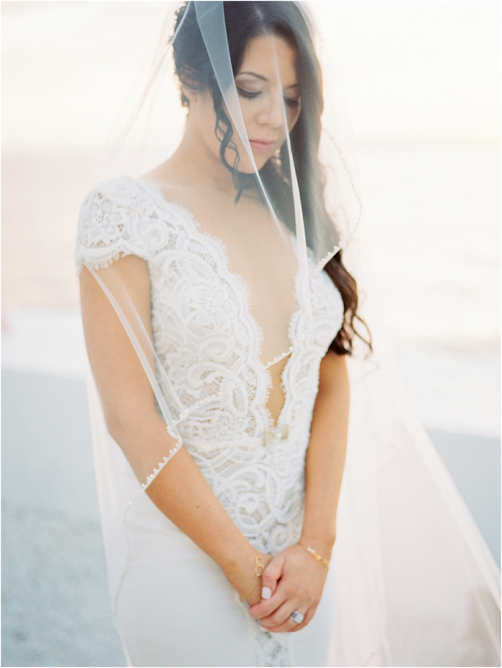 Newport Rhode Island Belle Mer Wedding Kylee Yee Photography Bridal Portrait