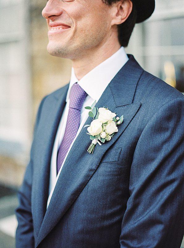 Cotswolds Wedding Aynhoe Park Kylee Yee Photography groom