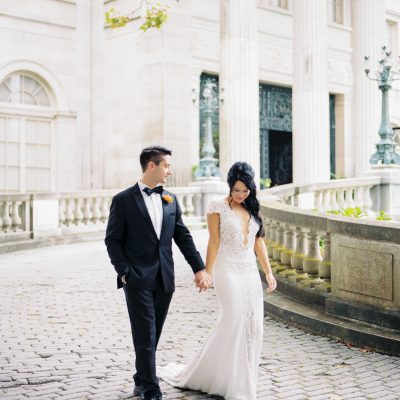 Coastal Newport, Rhode Island Wedding | Magnolia Rouge Feature