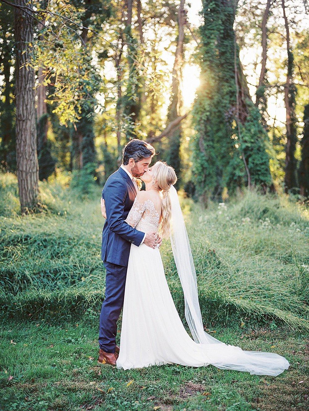 Mount Gulian Wedding in the Hudson Valley | Annie + Matt