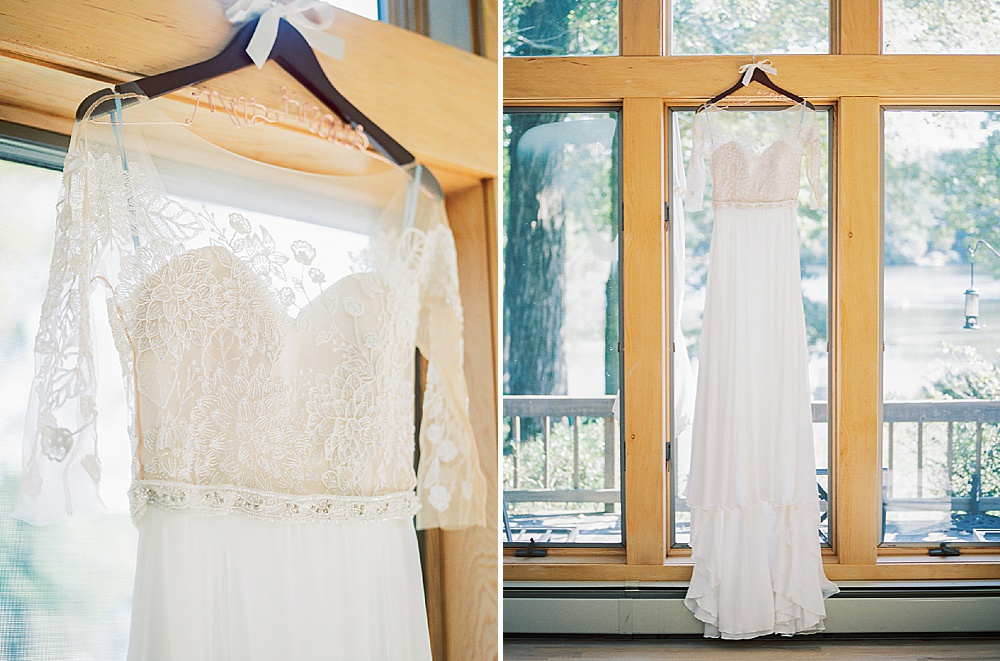Mount Gulian Wedding Hudson Valley, NY Kylee Yee Photography dress