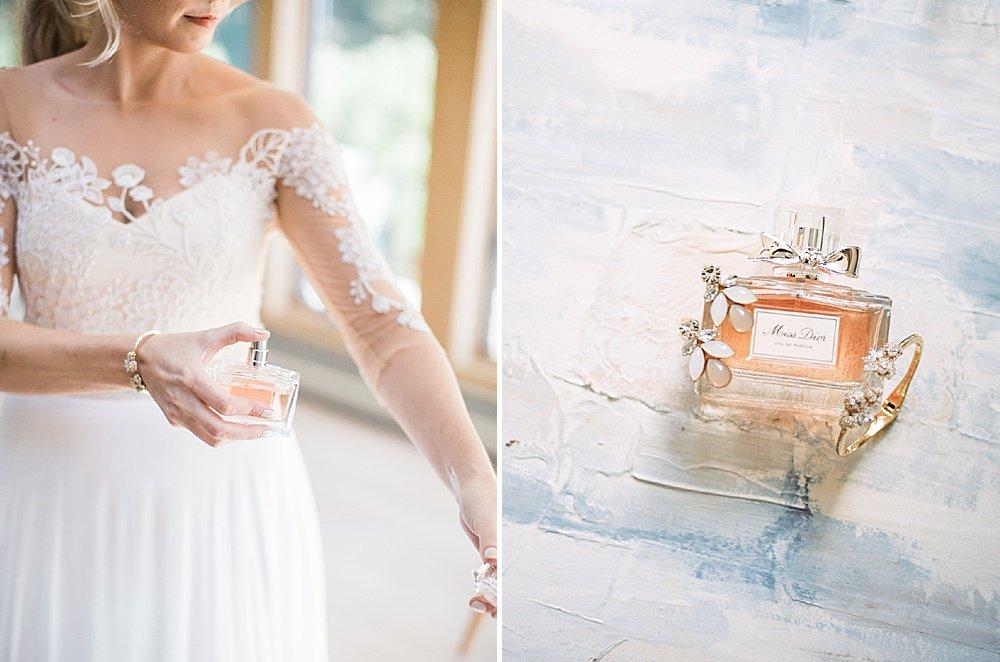 Mount Gulian Wedding Hudson Valley, NY Kylee Yee Photography perfume