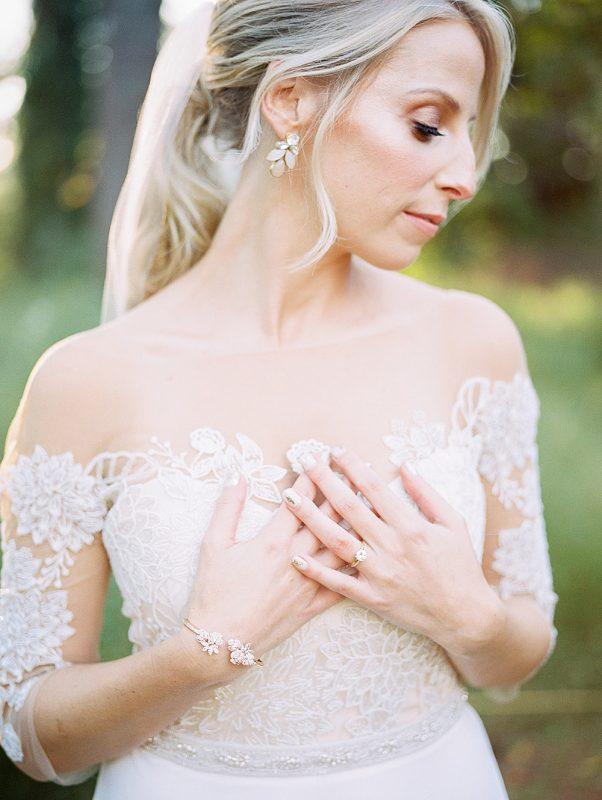 Mount Gulian Wedding Hudson Valley, NY Kylee Yee Photography bride