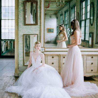 Metropolitan Building Wedding Editorial | Wedding Sparrow Feature