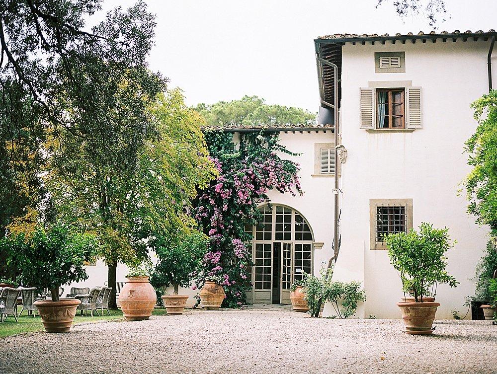 Villa Dianella, Florence, Italy