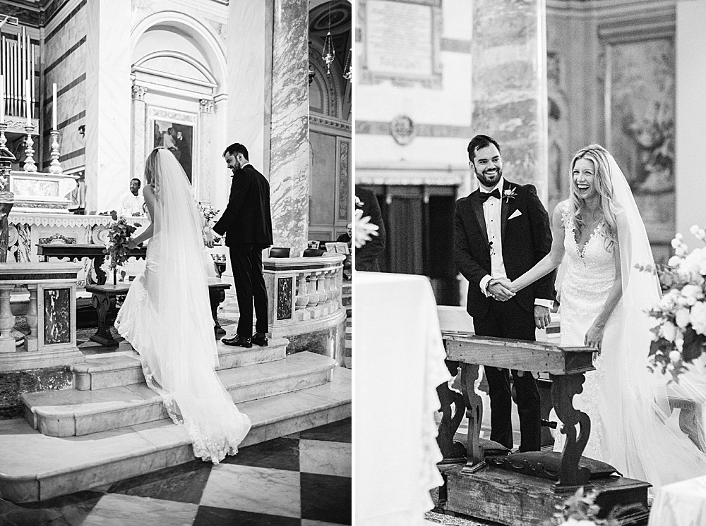 Cathedral of Santa Maria Assunta e San Genesio wedding
