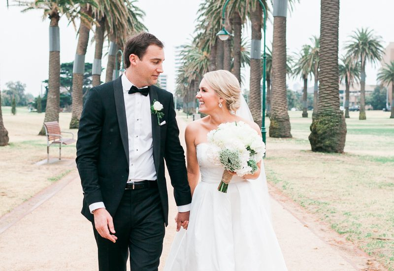 Circa the Deck St Kilda Wedding Photographer ~ Steph & Glenn