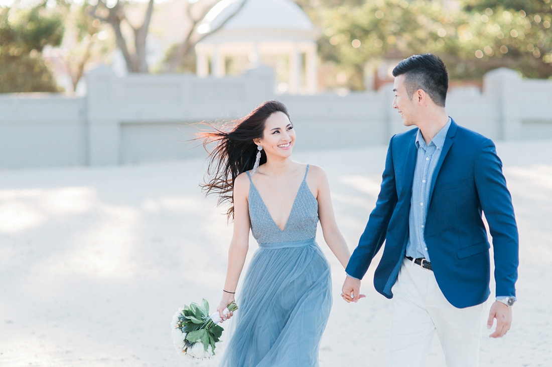 Sydney Balmoral Beach Engagement Shoot Young Chris Kylee Yee 113