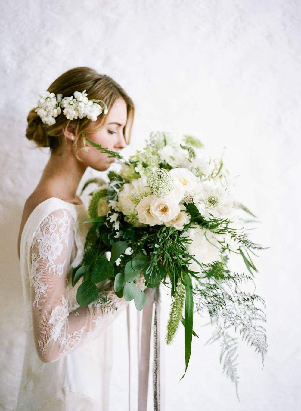 Thyme Barn White Boho Luxe Wedding Inspiration-21