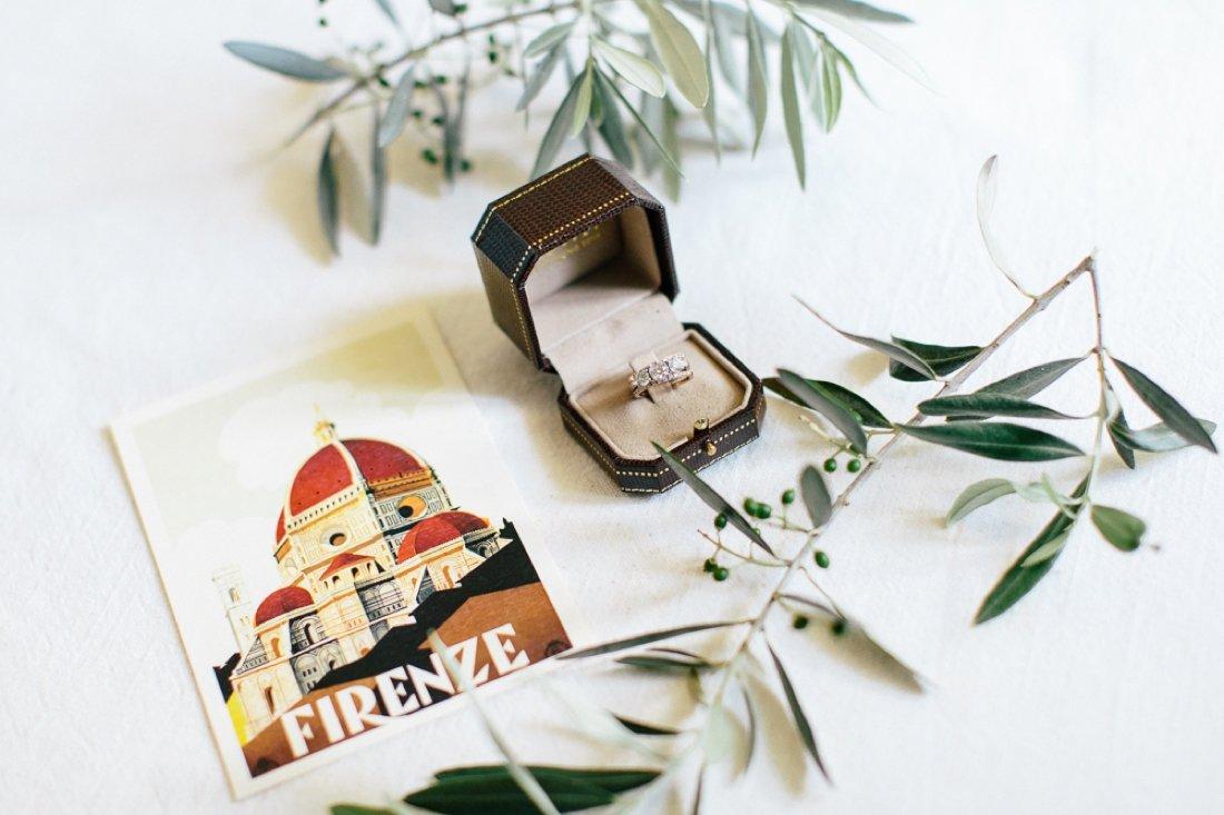 Tuscany Castello di Vincigliata Fiesole Wedding Kate & Mike-11