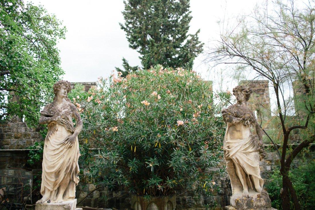 Tuscany Castello di Vincigliata Fiesole Wedding Kate & Mike-150