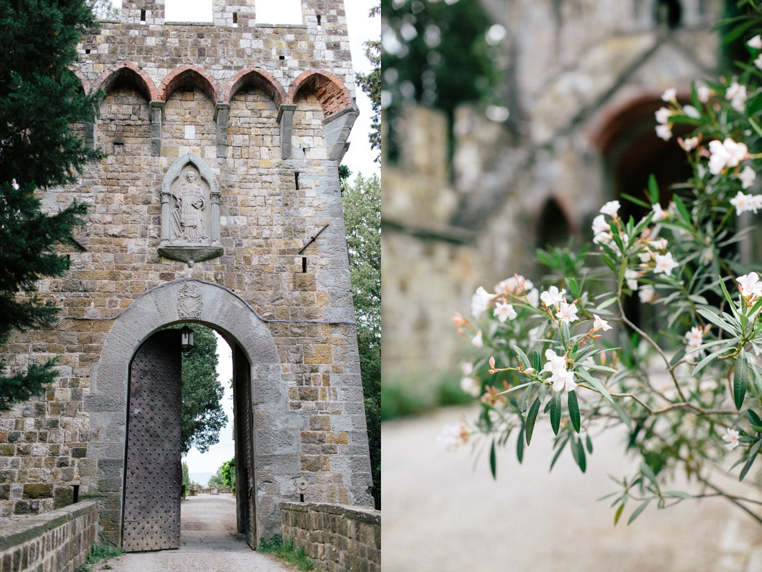 Tuscany Castello di Vincigliata Fiesole Wedding Kate & Mike-154