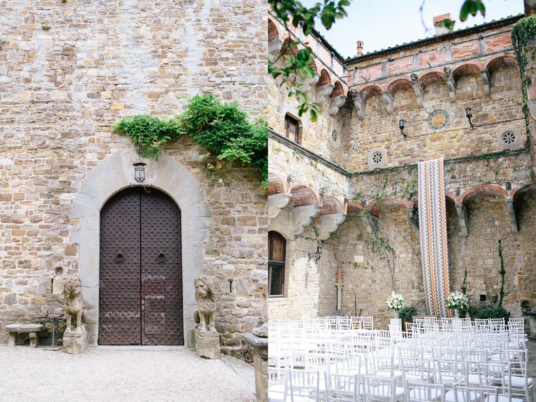 Tuscany Castello di Vincigliata Fiesole Wedding Kate & Mike-160