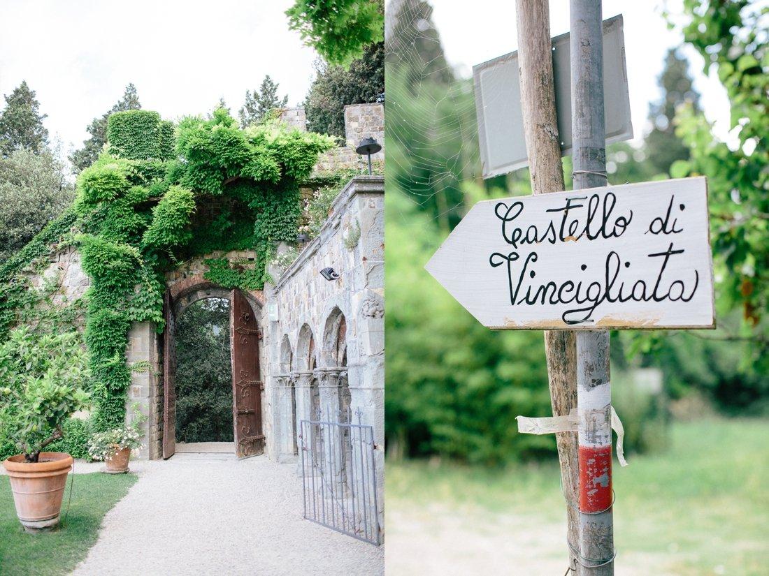Tuscany Castello di Vincigliata Fiesole Wedding Kate & Mike-164