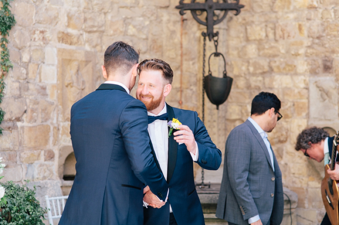 Tuscany Castello di Vincigliata Fiesole Wedding Kate & Mike-195