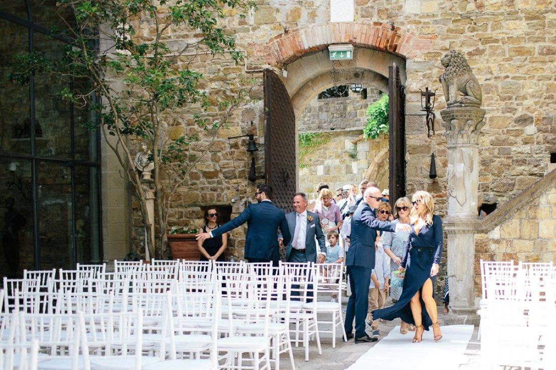 Tuscany Castello di Vincigliata Fiesole Wedding Kate & Mike-196