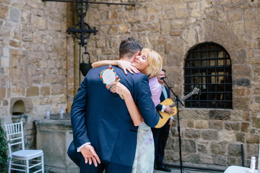 Tuscany Castello di Vincigliata Fiesole Wedding Kate & Mike-202