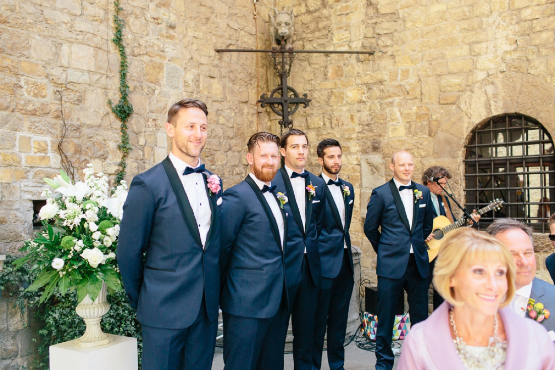 Tuscany Castello di Vincigliata Fiesole Wedding Kate & Mike-234