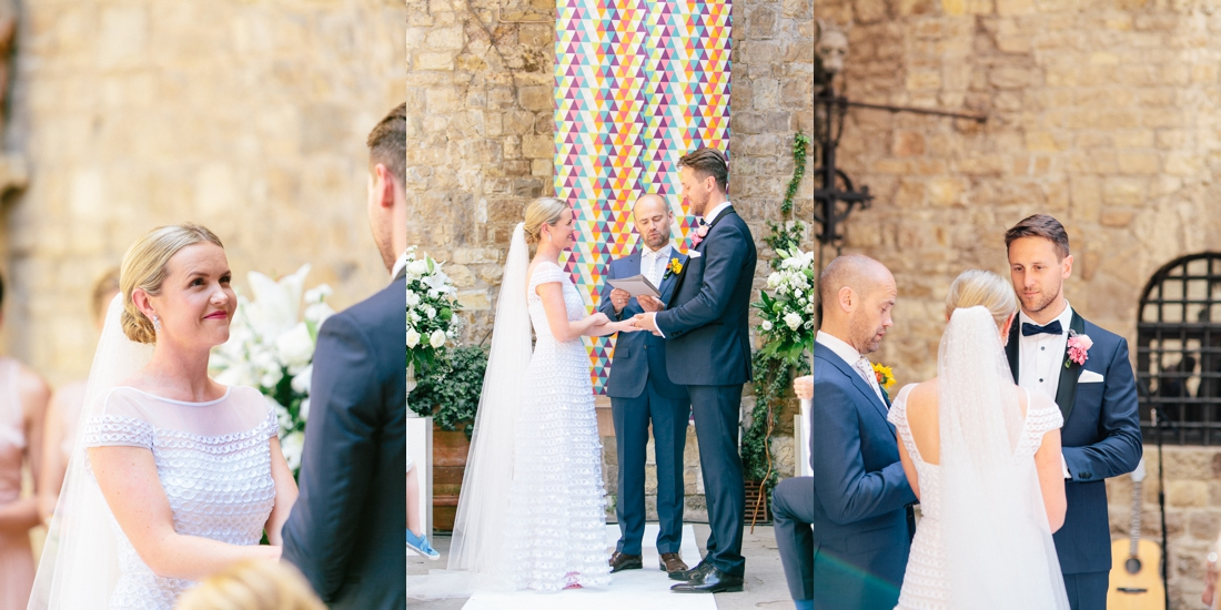 Tuscany Castello di Vincigliata Fiesole Wedding Kate & Mike-264