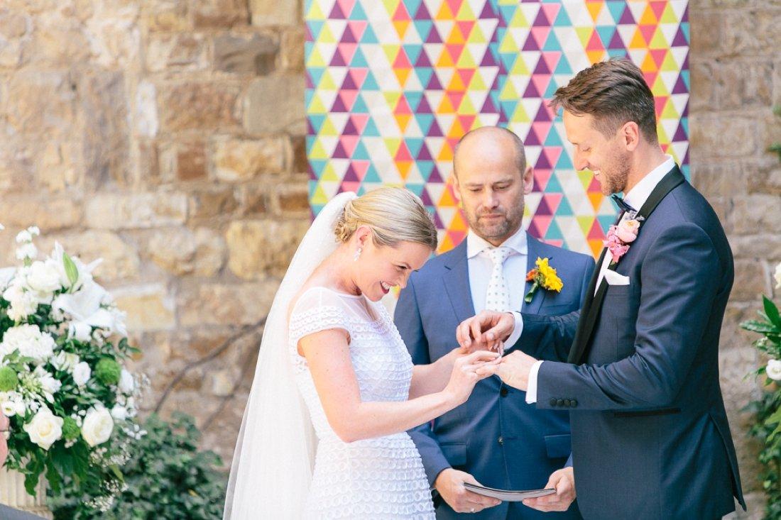Tuscany Castello di Vincigliata Fiesole Wedding Kate & Mike-310