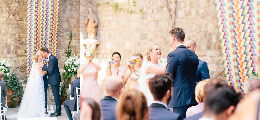 Tuscany Castello di Vincigliata Fiesole Wedding Kate & Mike-318