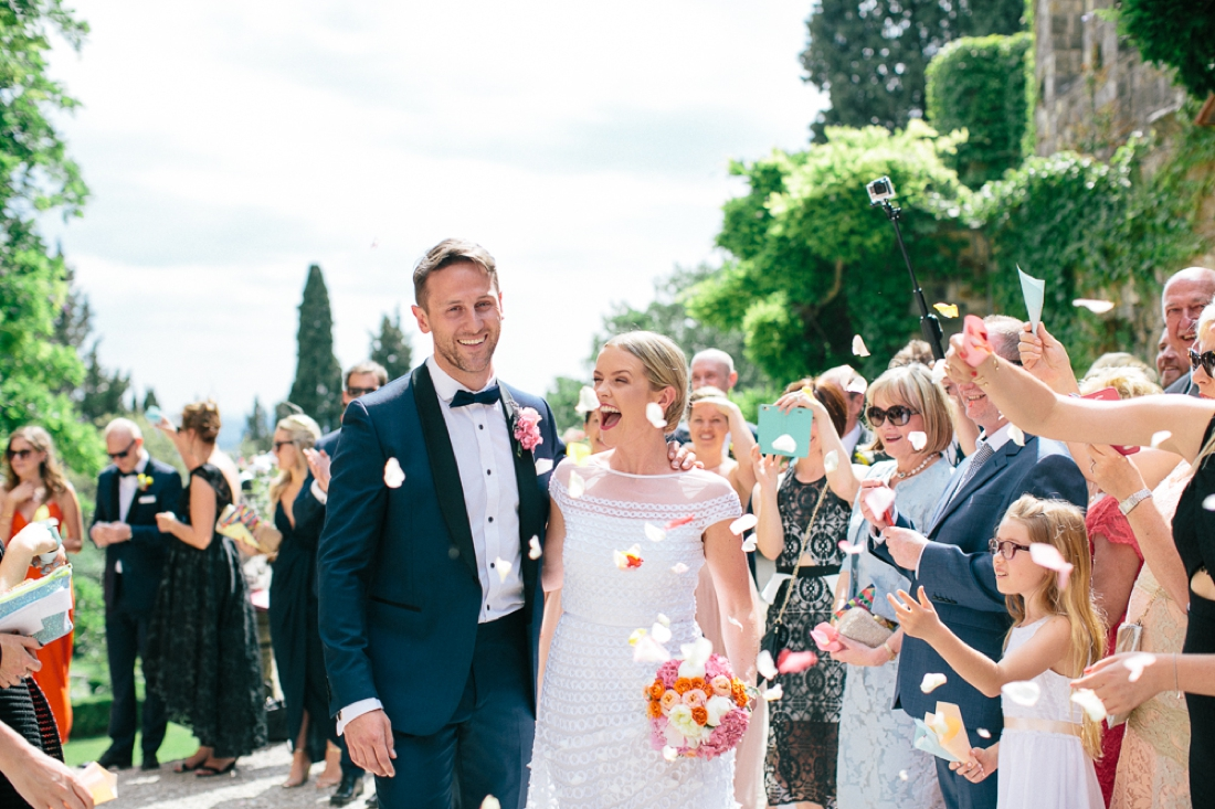 Tuscany Castello di Vincigliata Fiesole Wedding Kate & Mike-357